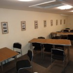 "The brand new Community Room replacing our renowned ""Supper Room"""